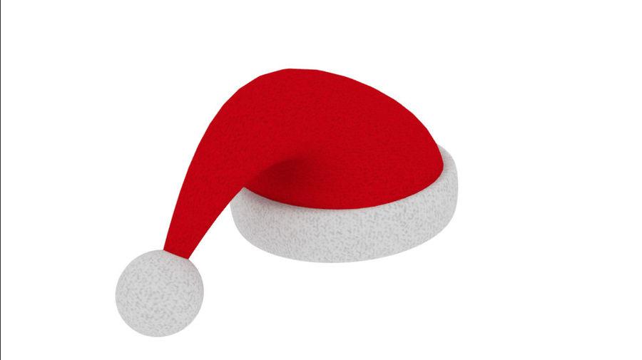 リギングクリスマスハット royalty-free 3d model - Preview no. 2