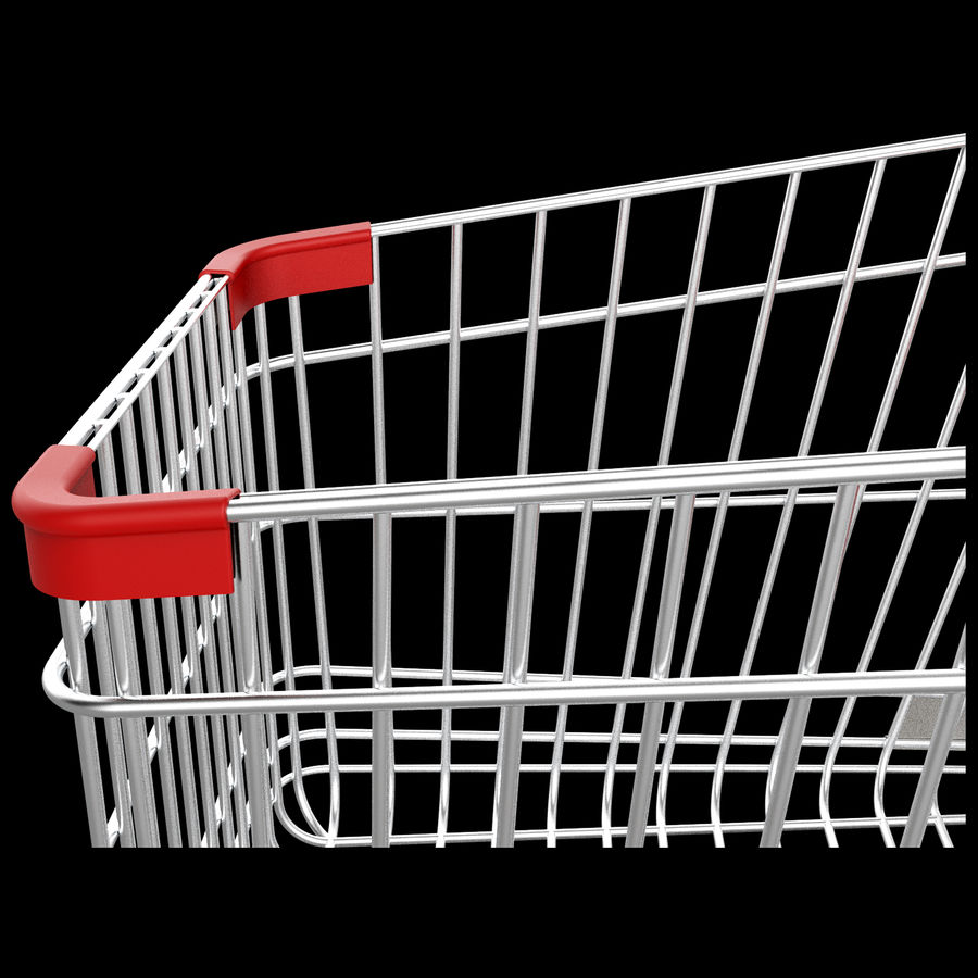 shopping_cart royalty-free 3d model - Preview no. 9
