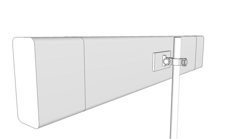 Chauffe-eau royalty-free 3d model - Preview no. 16