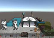 Industry 3D Props 3d model