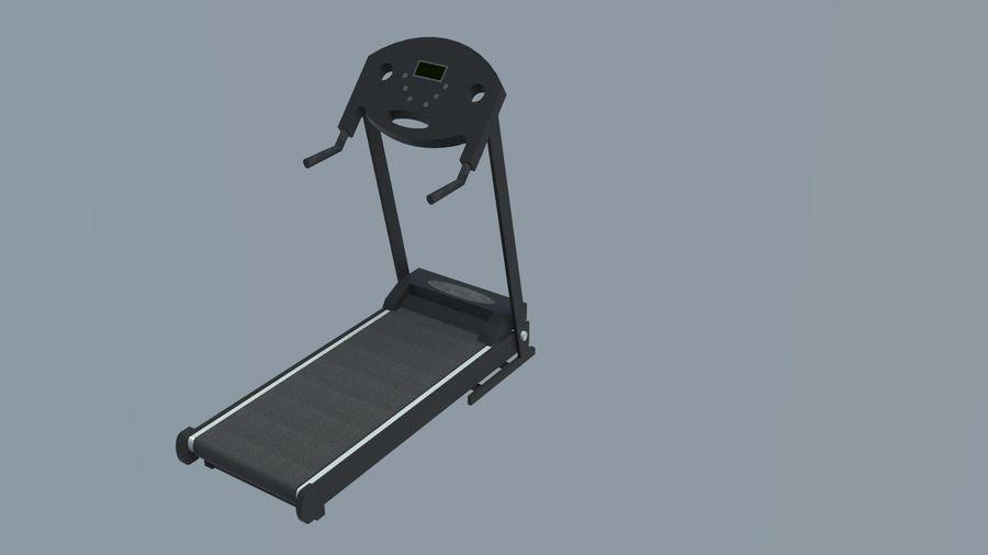 Equipos de gimnasio royalty-free modelo 3d - Preview no. 24