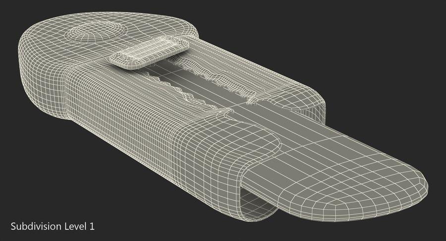 Toy Knife Modèle 3D royalty-free 3d model - Preview no. 10