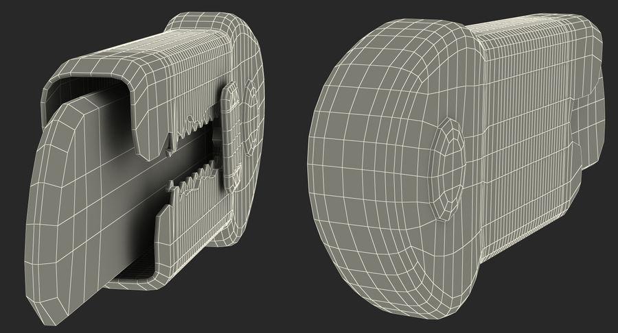 Toy Knife Modèle 3D royalty-free 3d model - Preview no. 16