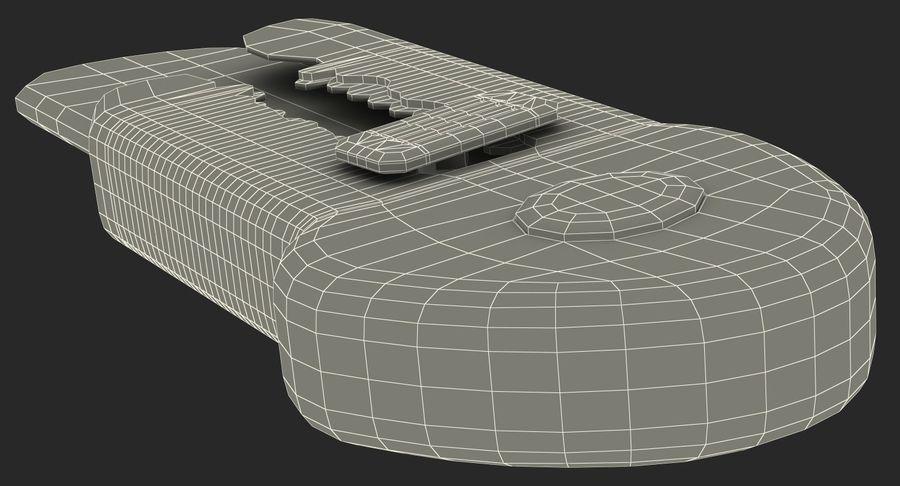 Toy Knife Modèle 3D royalty-free 3d model - Preview no. 15