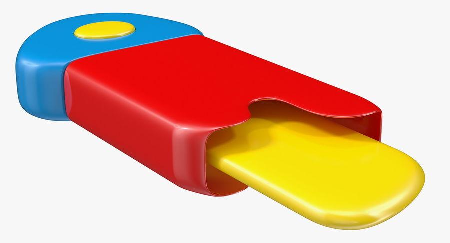 Toy Knife Modèle 3D royalty-free 3d model - Preview no. 5