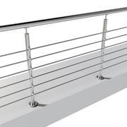 栏杆01 3d model