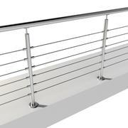 Railing 05 3d model