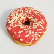 甜甜圈6 3d model