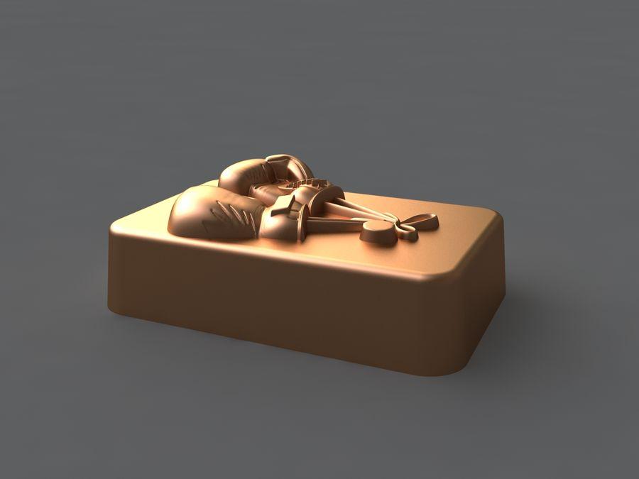 коробка royalty-free 3d model - Preview no. 4