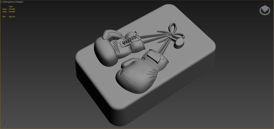 коробка royalty-free 3d model - Preview no. 12