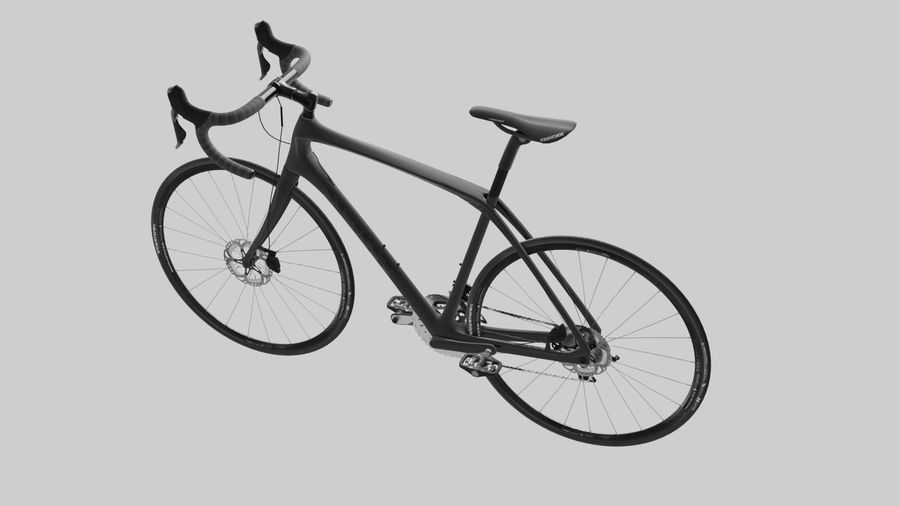 Bike Bicycle royalty-free 3d model - Preview no. 8