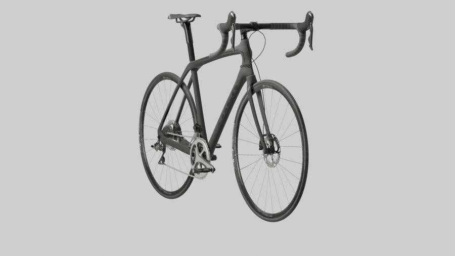 Bike Bicycle royalty-free 3d model - Preview no. 10