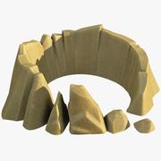 Cratere V4 3d model