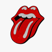 Rolling Stone Patch 3d model