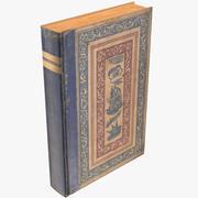 クラシックブック02 3d model