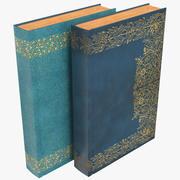 两本经典书籍 3d model