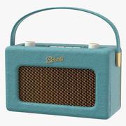 Радио 3d model
