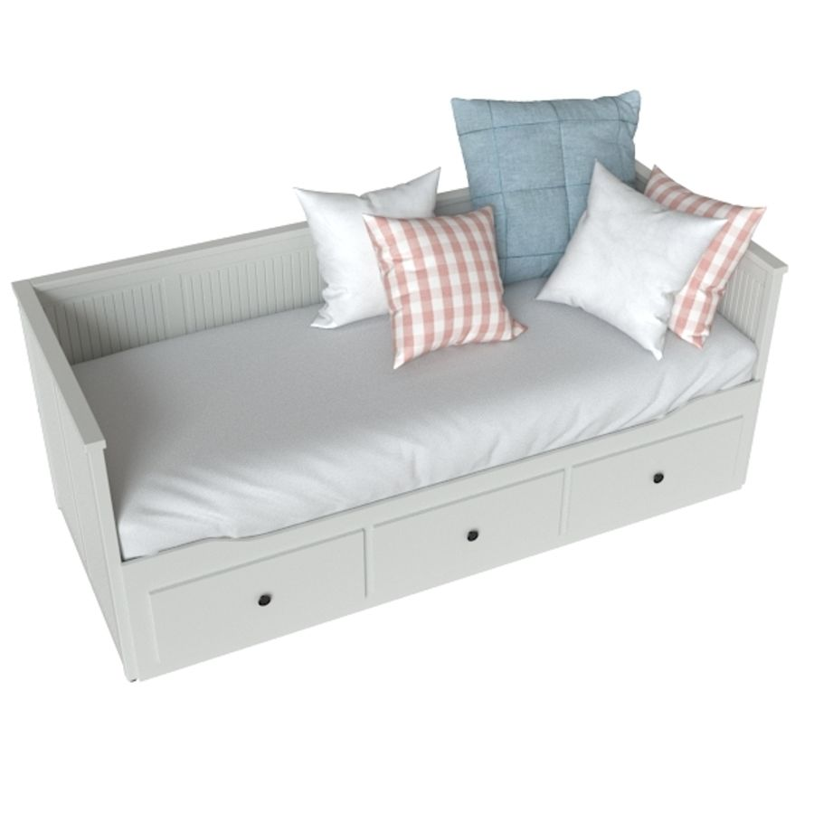 IKEA HEMNES royalty-free 3d model - Preview no. 1