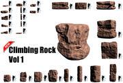 Climbing Rock Vol 1 3d model
