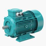 Electric Motor v2 3d model