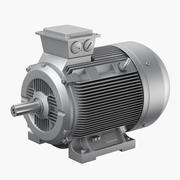 Electric Motor v3 3d model