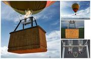 Luchtballon 3d model