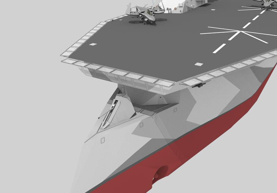 수륙 양용 폭행 royalty-free 3d model - Preview no. 5