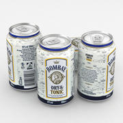 Alcohol Can Bombay Dry and Tonic 330ml 3d model