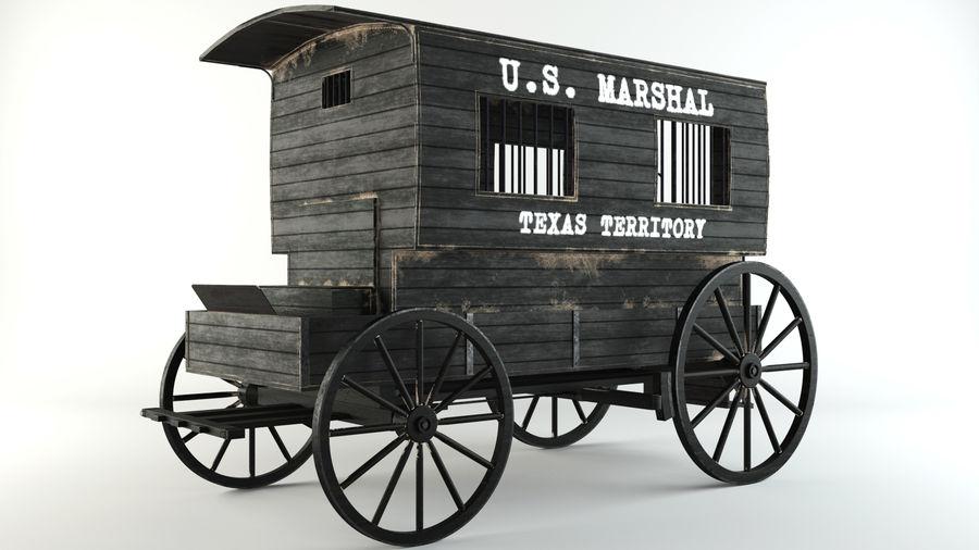 Mahkum Taşıma royalty-free 3d model - Preview no. 5