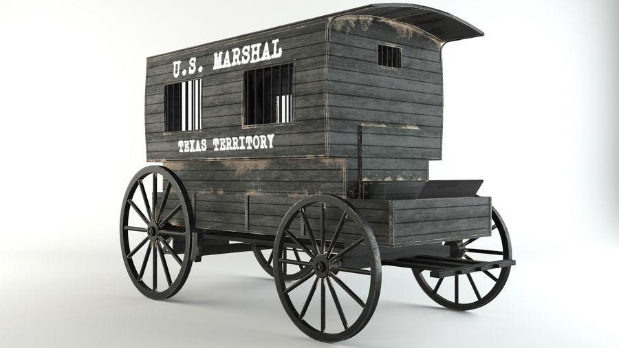 Mahkum Taşıma royalty-free 3d model - Preview no. 3