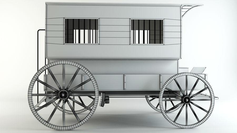 Mahkum Taşıma royalty-free 3d model - Preview no. 8