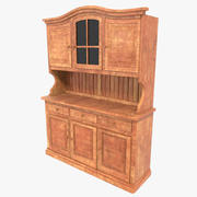 Kitchen Cupboard(1) 3d model