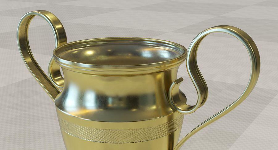 Спорт Трофи royalty-free 3d model - Preview no. 8