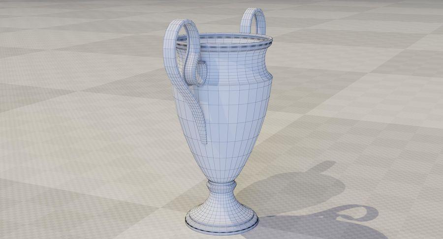 Спорт Трофи royalty-free 3d model - Preview no. 13