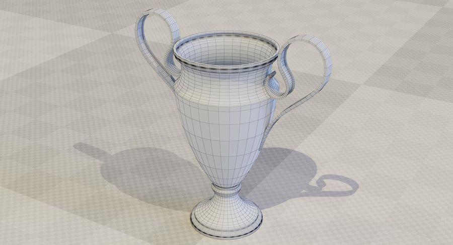 Спорт Трофи royalty-free 3d model - Preview no. 12