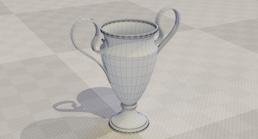 Спорт Трофи royalty-free 3d model - Preview no. 11