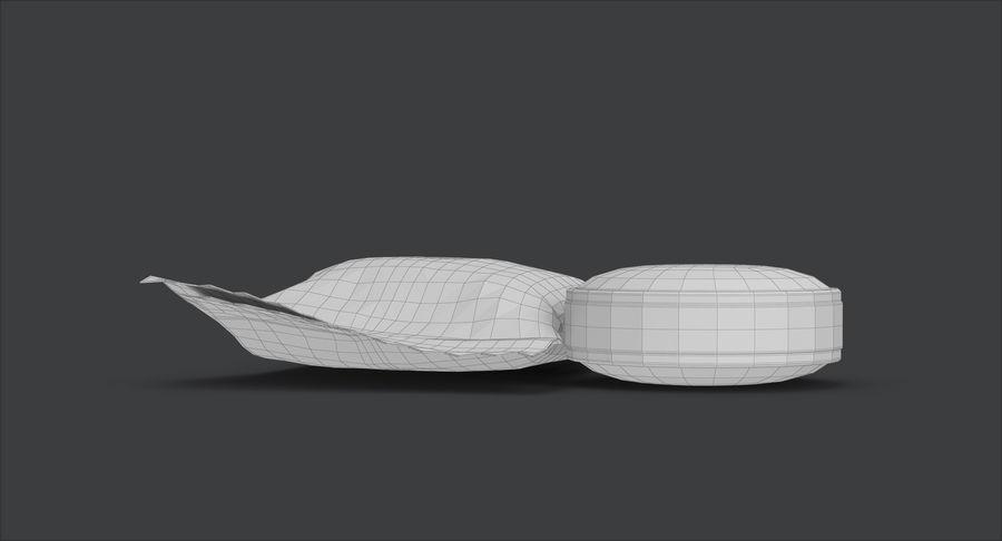 Empacotamento modelado dos doces duros do caramelo v2 royalty-free 3d model - Preview no. 20