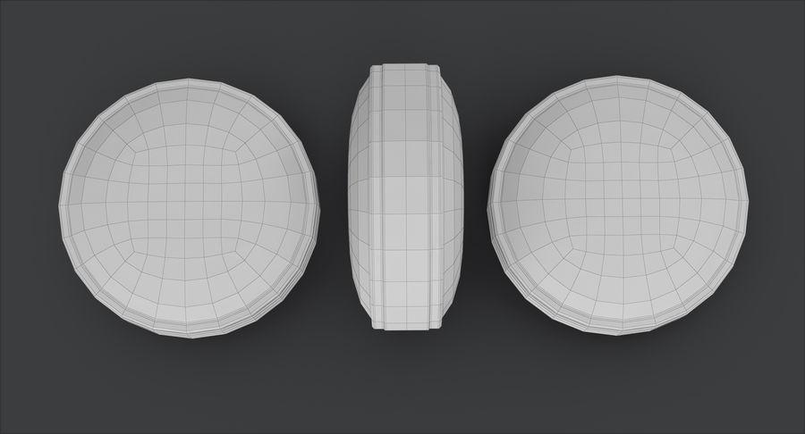 Empacotamento modelado dos doces duros do caramelo v2 royalty-free 3d model - Preview no. 26