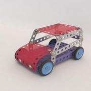 Macchina giocattolo 3d model