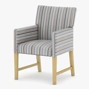 의자 _02 3d model
