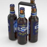 Beer Bottle Fullers ESB Champion Ale 500ml 3d model