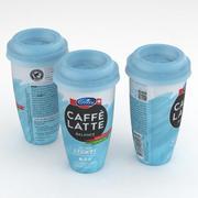 Emmi Caffe拿铁咖啡平衡230毫升 3d model