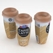 Emmi Caffe拿铁玛奇朵230ml 3d model