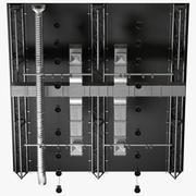 天井換気13 3d model