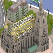 Cattedrale di Stephens 3d model