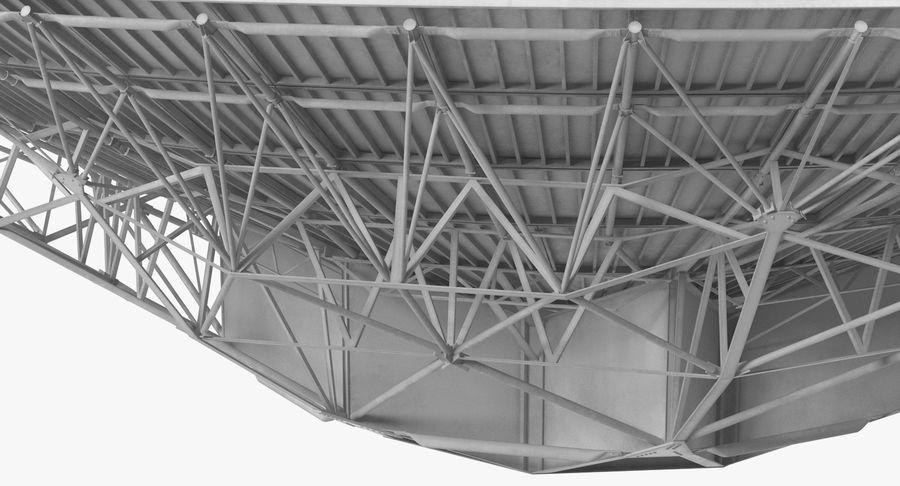 Antena parabólica Modelo 3D royalty-free modelo 3d - Preview no. 10