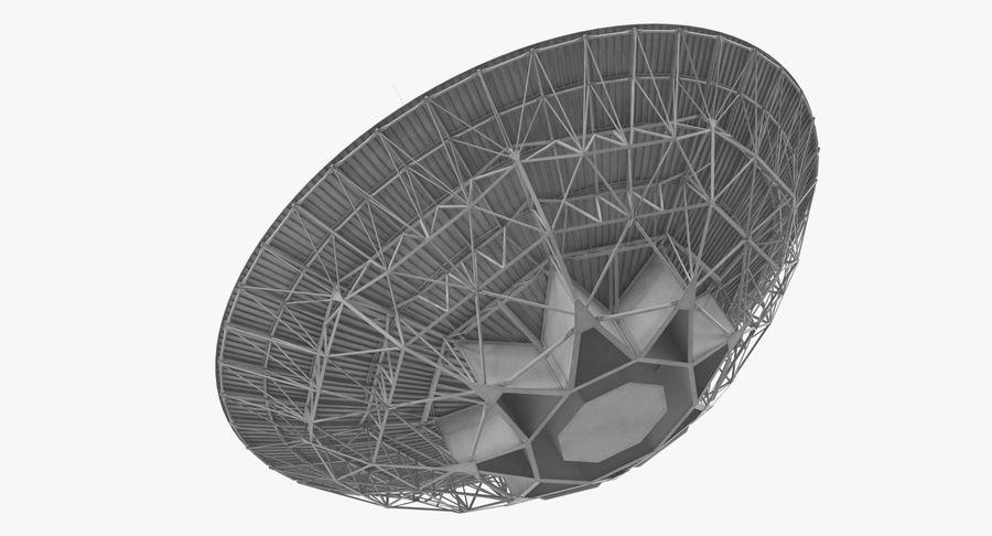 Antena parabólica Modelo 3D royalty-free modelo 3d - Preview no. 4