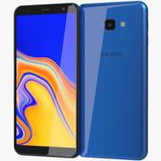 Samsung Galaxy J4 Core Azul 3d model