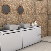 浴室L039 3d model