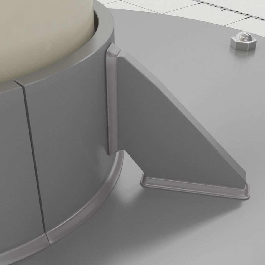 Telescope royalty-free 3d model - Preview no. 15